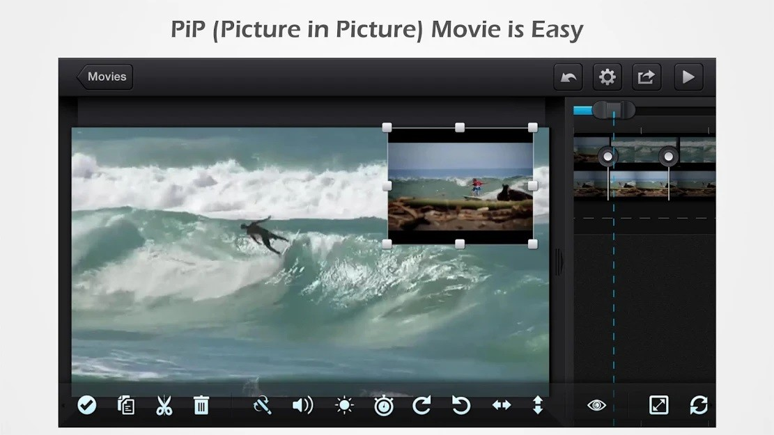 Cute cut pro video editor apk indir android