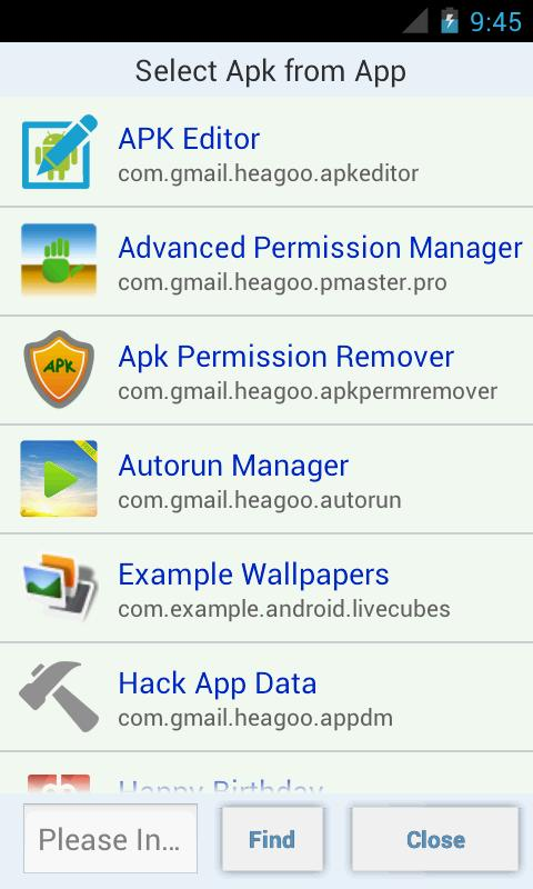 android apk editor pro indir