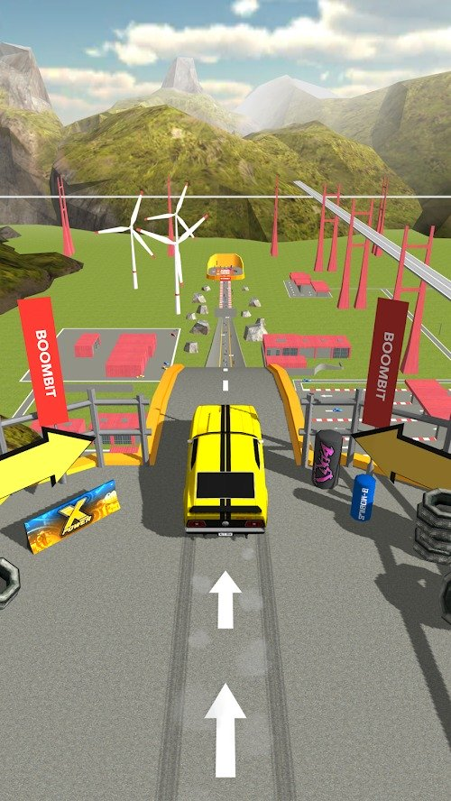 Ramp Car Racing İndir