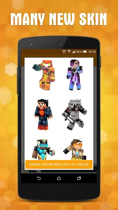 AddOns Maker for Minecraft PE indir